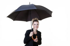 Is it going to rain Royalty Free Stock Photography