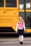 Going to School Royalty Free Stock Photography