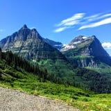 Glacier National Park royalty free stock image