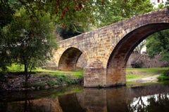 Gois Bridge Stock Image
