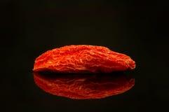 Goji莓果。 免版税库存照片