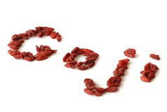 goji ягод стоковое фото rf
