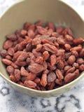 Goji beans Stock Photo