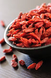Goji berries Royalty Free Stock Photography