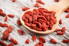 Goji berries Stock Image