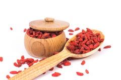 Free Goji Berries Royalty Free Stock Image - 57921596