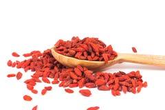 Free Goji Berries Royalty Free Stock Photos - 57922118