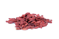 Goji berries Royalty Free Stock Images