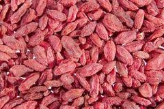 Goji berries Stock Photos