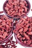 Goji berries Stock Photography