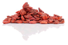 Goji berries. Royalty Free Stock Photos