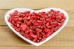 Goji berries Royalty Free Stock Photo
