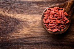 Goji berry. Royalty Free Stock Image