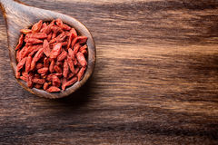 Goji berry. Royalty Free Stock Images