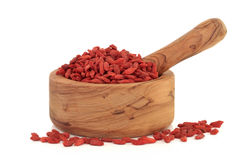 Goji Berry Fruit Royalty Free Stock Photos