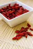 Goji Berry Fruit Royalty-vrije Stock Afbeelding