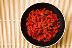 Goji Berry Fruit Royalty Free Stock Photography