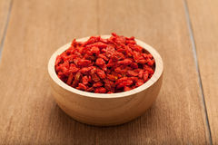 Goji berry Royalty Free Stock Image