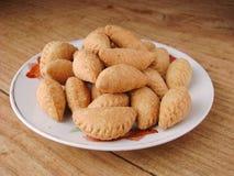 Gok chino de Jau del plato del Año Nuevo fotografía de archivo