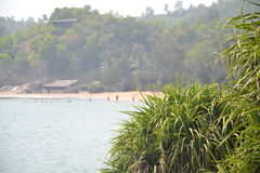 Gokarna Beach Royalty Free Stock Image