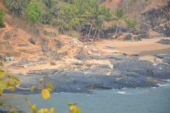 Gokarna Beach Stock Images