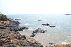 Gokarna Beach Royalty Free Stock Photo