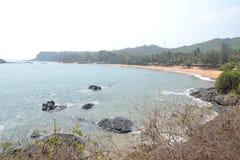 Gokarna strand Royaltyfri Foto