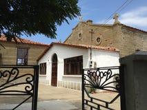 Gokceada Turquía en una iglesia Imagen de archivo libre de regalías