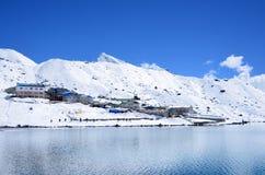 Gokio jezioro w Nepal Zdjęcie Royalty Free