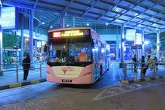 GOKL City bus Kuala Lumpur Royalty Free Stock Photos