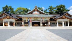 gokoku广岛寺庙 库存图片