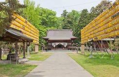 Gokoku Shinto Shrine in Hirosaki, Japan Royalty Free Stock Photo