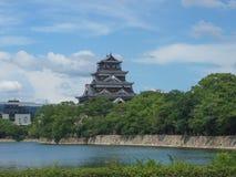 gokokuhiroshima relikskrin Arkivfoton