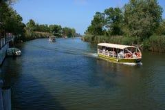 Goksu rzeka Obraz Royalty Free