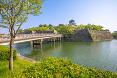 Gokurakubashi most Osaka zdjęcia stock