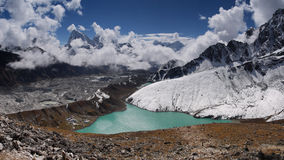 Gokyo Lake Royalty Free Stock Photography