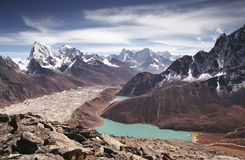 Gokyo Lake Stock Image