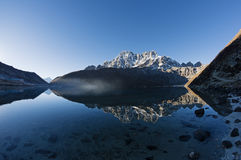 Gokyo Lake Morning Stock Images