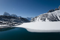 Gokyo Lake - Nepal Royalty Free Stock Photos