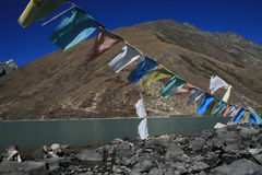 Gokyo Ri Royalty Free Stock Image