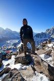 Gokyo Ri peak, Nepal Stock Photography