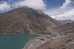 Gokyo Village Royalty Free Stock Photo