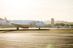 Gol Airlines Airplane Stockbilder
