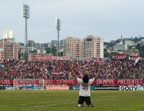 Gol de Bello photographie stock libre de droits