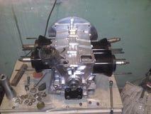 Gol 1 del motore 6 AR Volkswagen Immagini Stock Libere da Diritti