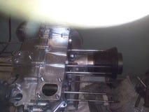 Gol 1 del motore 6 AR Volkswagen Immagine Stock Libera da Diritti