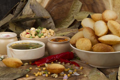 Gol Gappa Stock Photos