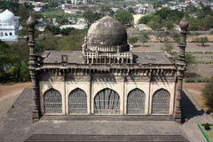 Gol Gumaz Mosque Stock Photo