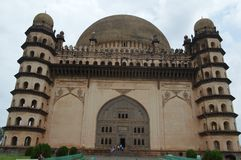 Gol Gumbaz, Bijapur, Karnataka imágenes de archivo libres de regalías