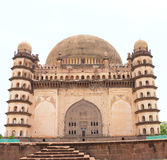 Gol gumbaz palace and  mausoleum bijapur Karnataka india Stock Photo